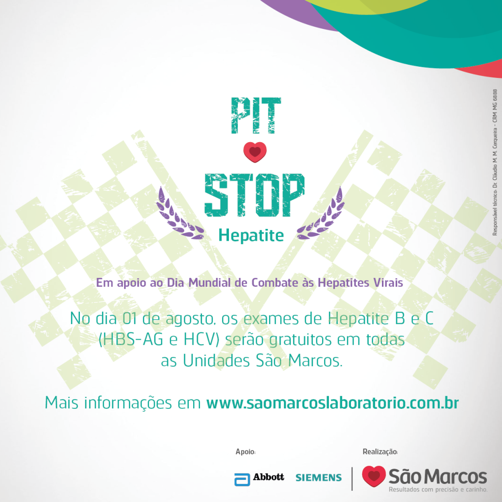 Campanha PIT STOP